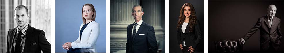Best Law Firm Websites - Portrait Photography